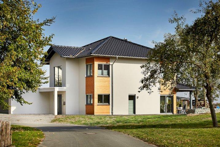 Neubau in Büren