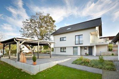 Einfamilienhaus in Borchen