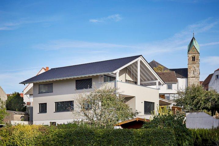 Neubau in Borchen